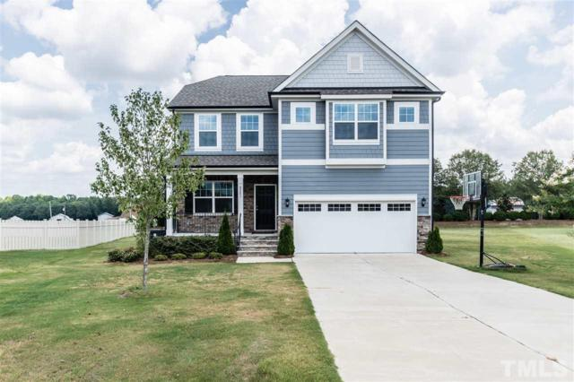 8201 Cannon Grove Drive, Willow Spring(s), NC 27592 (#2265507) :: The Perry Group
