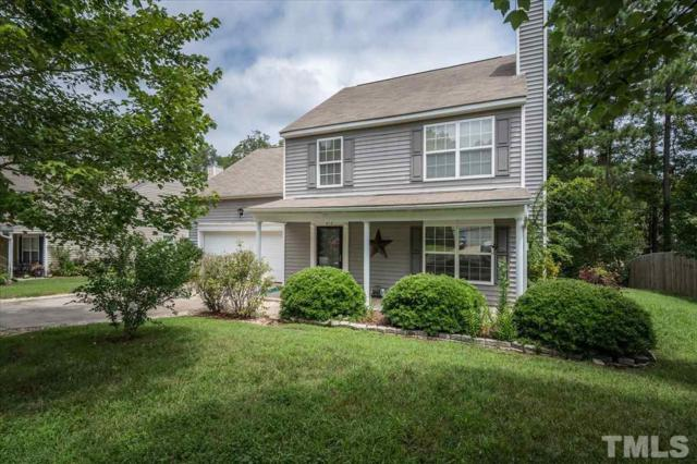 612 Texanna Way, Holly Springs, NC 27540 (#2265597) :: The Jim Allen Group