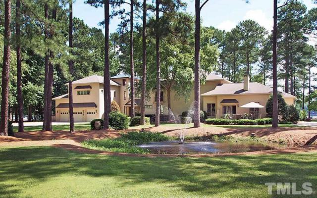 100 S Lakeshore Drive, Whispering Pines, NC 28327 (#2265660) :: The Jim Allen Group