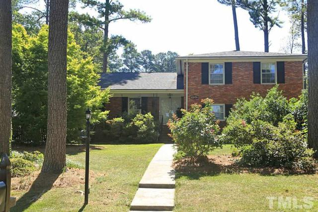 5000 Tremont Drive, Raleigh, NC 27609 (#2265662) :: Raleigh Cary Realty