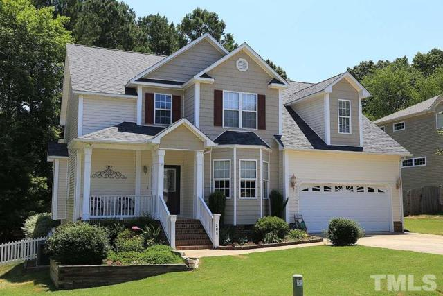 288 Great Oak Drive, Garner, NC 27529 (#2265667) :: The Perry Group