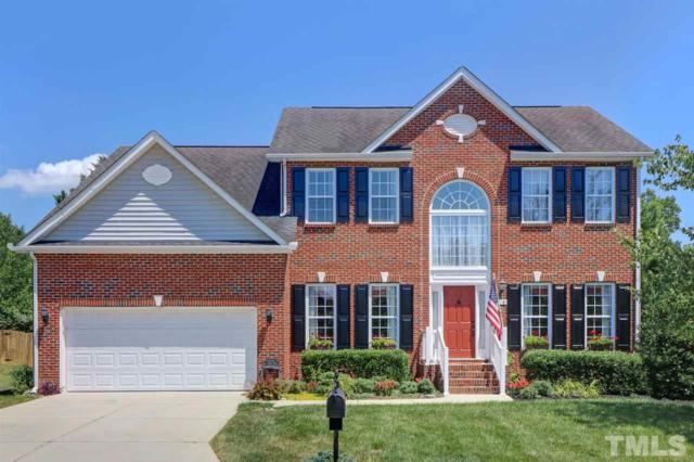 6918 E Whirlaway Court, Whitsett, NC 27377 (#2265717) :: Real Estate By Design