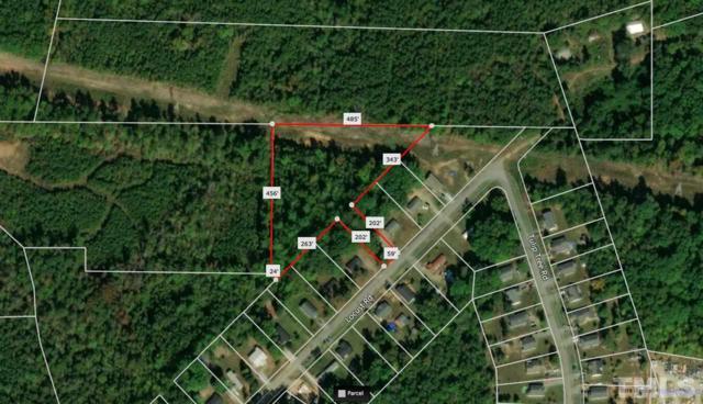 Lot 1 Locust Road, Hillsborough, NC 27278 (#2265759) :: The Results Team, LLC