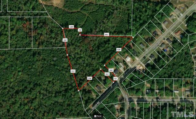 Lot 2 Locust Road, Hillsborough, NC 27278 (#2265760) :: The Results Team, LLC