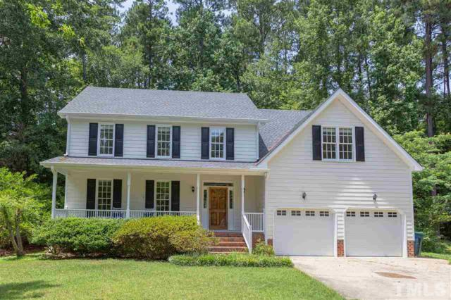 2111 Carriage Way, Chapel Hill, NC 27517 (#2265809) :: Dogwood Properties