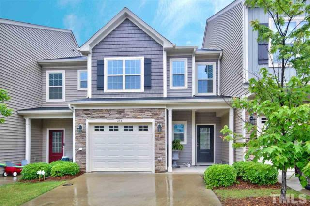 234 Beaconwood Lane, Holly Springs, NC 27540 (#2265818) :: The Jim Allen Group