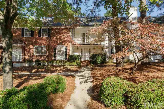 1007 Nichols Drive #3, Raleigh, NC 27605 (#2265836) :: Sara Kate Homes