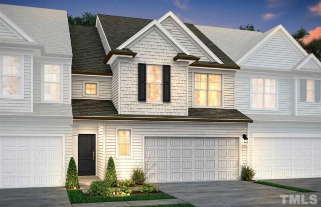218 Eagleson Street Dpt Lot 2, Morrisville, NC 27560 (#2265884) :: Marti Hampton Team - Re/Max One Realty
