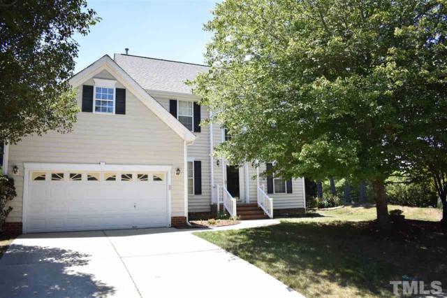 6633 Lewey Drive, Cary, NC 27519 (#2265924) :: Sara Kate Homes