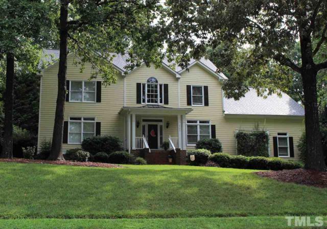 503 Neuse Ridge Drive, Clayton, NC 27527 (#2265931) :: Real Estate By Design