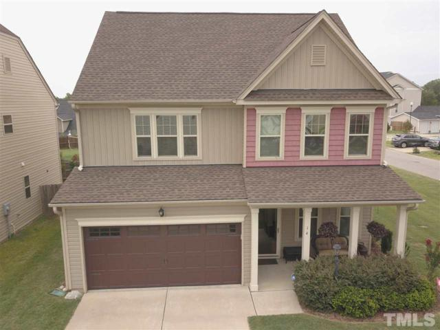 14 Outwater Ridge Drive, Garner, NC 27529 (#2265936) :: The Perry Group