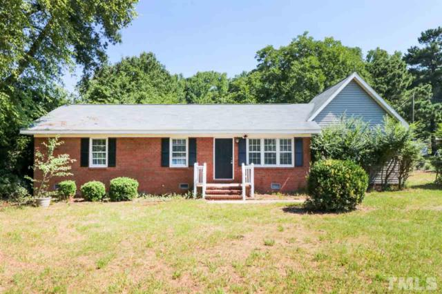 2860 Hunter Hill Road, Rocky Mount, NC 27804 (#2265981) :: Dogwood Properties