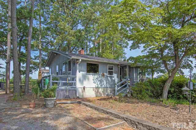 1261 Reedy Creek Road, Four Oaks, NC 27524 (#2265997) :: The Amy Pomerantz Group