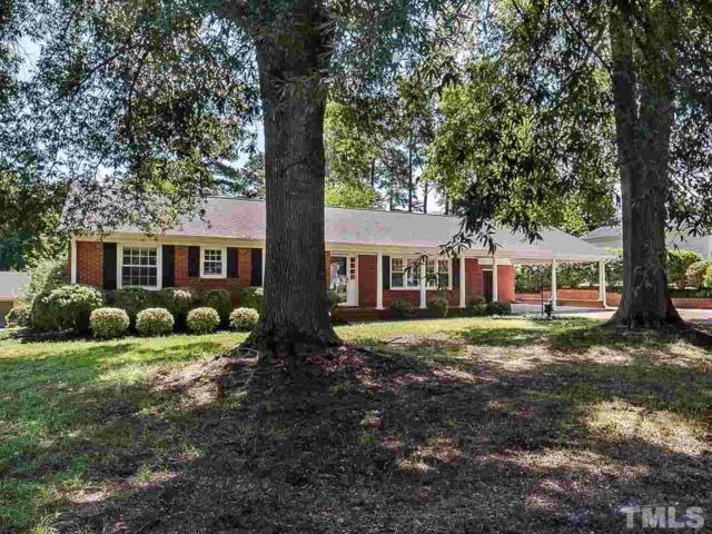 123 S Pleasant Street, Angier, NC 27501 (#2266120) :: The Jim Allen Group