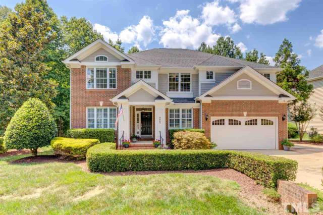 8605 Forester Lane, Cary, NC 27539 (#2266134) :: Raleigh Cary Realty