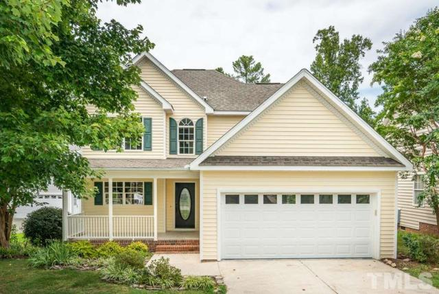 1220 Miracle Drive, Wake Forest, NC 27587 (#2266196) :: The Jim Allen Group