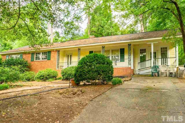 3603 Brook Drive, Raleigh, NC 27609 (#2266220) :: Marti Hampton Team - Re/Max One Realty