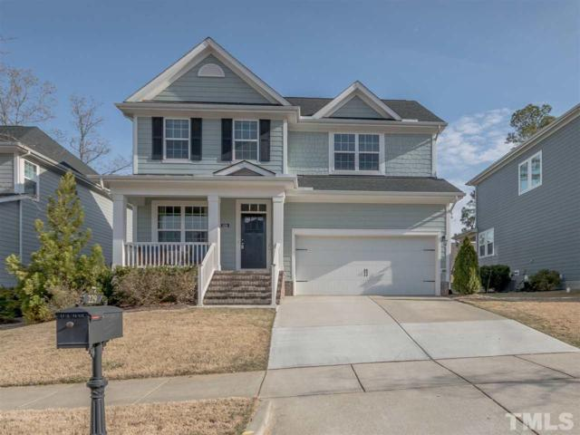 229 King Oak Street, Holly Springs, NC 27540 (#2266227) :: The Jim Allen Group