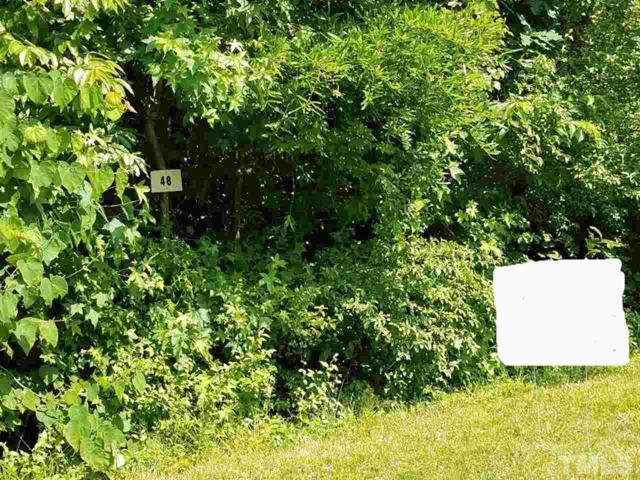 Lot 48 Creek Point Road, Graham, NC 27253 (#2266239) :: RE/MAX Real Estate Service