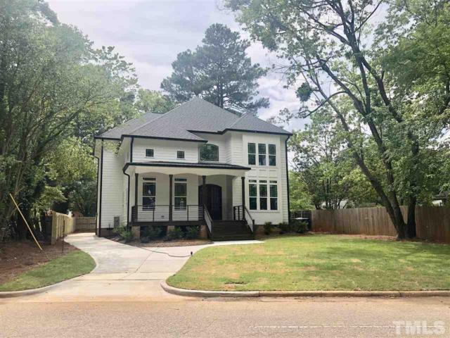 1905 Pine Drive, Raleigh, NC 27608 (#2266269) :: Real Estate By Design