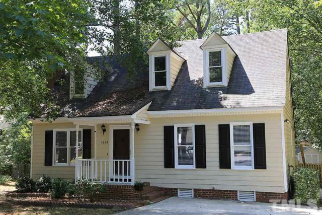 4604 Thurmount Place, Raleigh, NC 27604 (#2266279) :: Marti Hampton Team - Re/Max One Realty