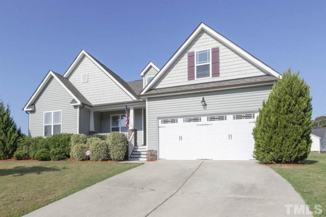 79 Suzanne Drive, Angier, NC 27501 (#2266318) :: The Perry Group