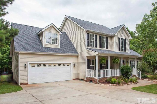115 Longwood Drive, Youngsville, NC 27596 (#2266363) :: The Jim Allen Group