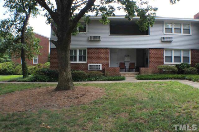 809 Daniels Street A, Raleigh, NC 27605 (#2266374) :: Sara Kate Homes