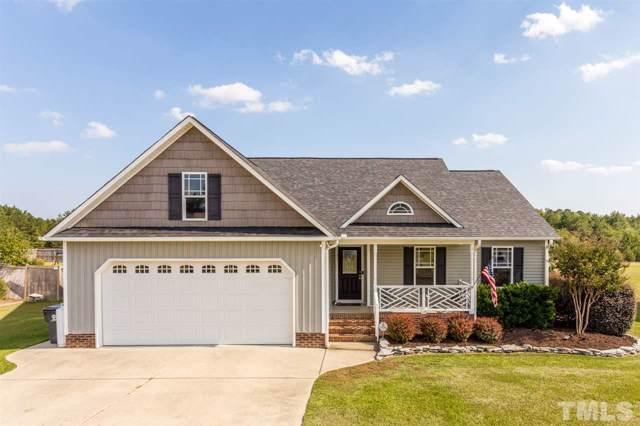 35 Long Grass Drive, Smithfield, NC 27577 (#2266382) :: The Beth Hines Team