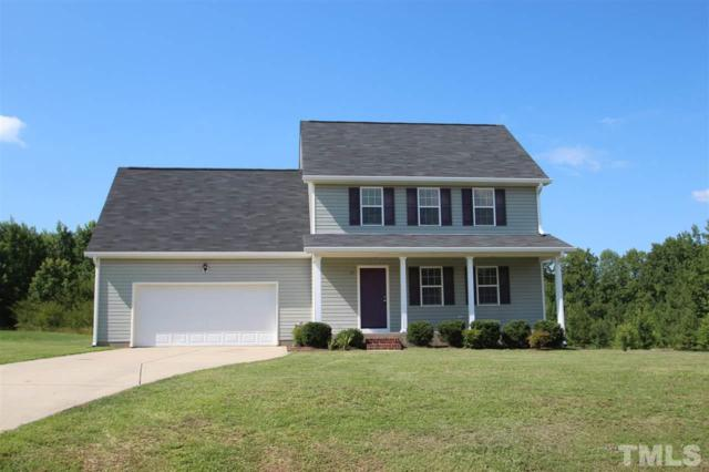 131 Langston Ridge Drive, Angier, NC 27501 (#2266452) :: The Perry Group