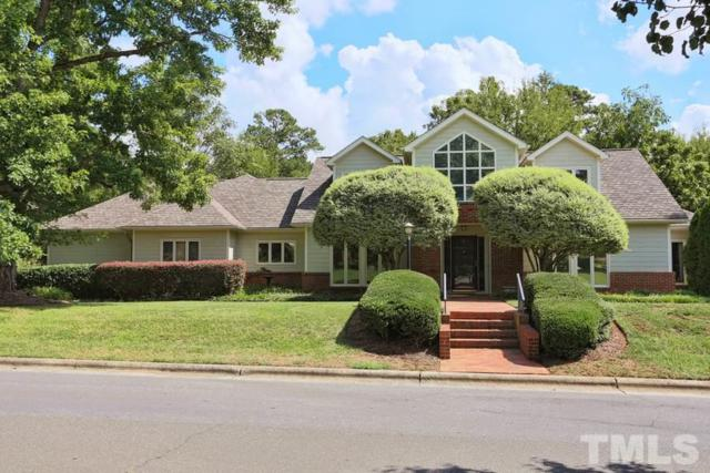 105 Steeplechase Road, Chapel Hill, NC 27514 (#2266462) :: Morgan Womble Group