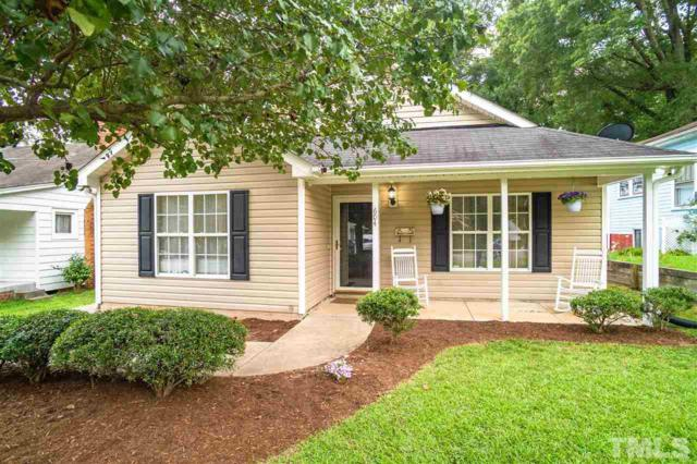 604 Bon Air Avenue, Durham, NC 27704 (#2266491) :: The Adamson Team