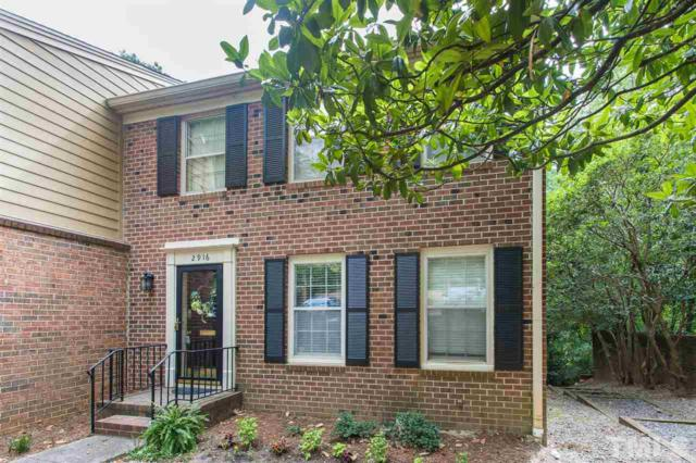 2916 Wycliff Road, Raleigh, NC 27607 (#2266511) :: Morgan Womble Group