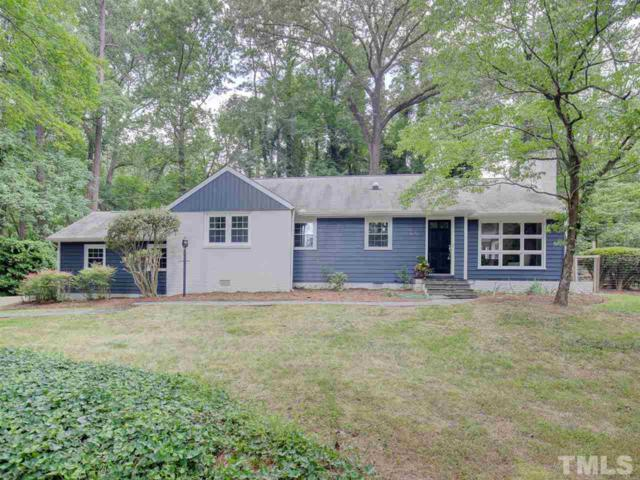 605 Morgan Creek Road, Chapel Hill, NC 27517 (#2266561) :: M&J Realty Group