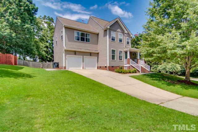 100 Sudano Court, Holly Springs, NC 27540 (#2266577) :: The Jim Allen Group