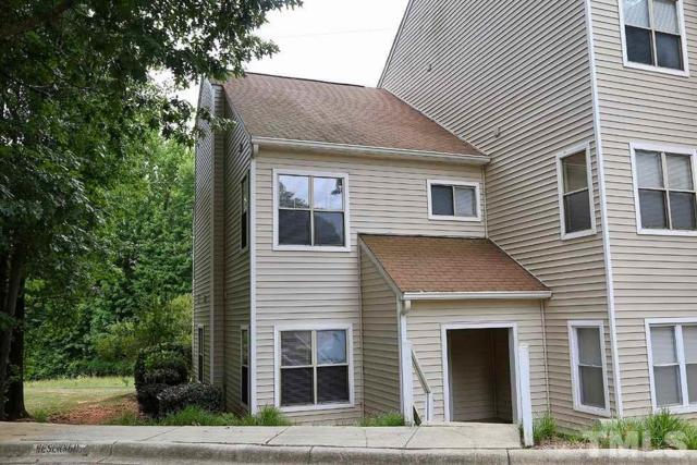 6131 Summerpointe Place #101, Raleigh, NC 27606 (#2266603) :: Marti Hampton Team - Re/Max One Realty