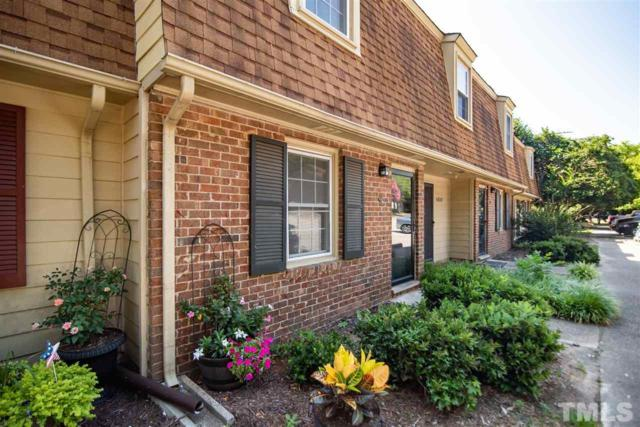4816 Bluebird Court C, Raleigh, NC 27606 (#2266621) :: Real Estate By Design