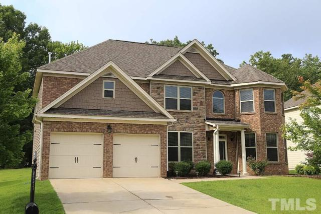 45 Olde Liberty Drive, Youngsville, NC 27596 (#2266632) :: The Jim Allen Group