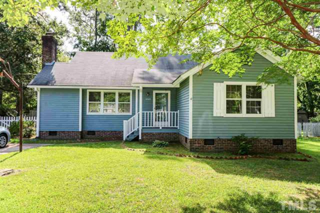 1009 Brandywine Lane, Rocky Mount, NC 27804 (#2266647) :: Dogwood Properties