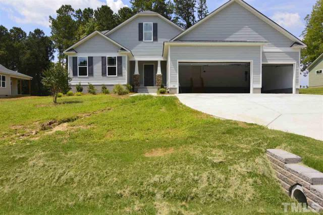 32 Everwood Drive, Four Oaks, NC 27524 (#2266650) :: The Perry Group