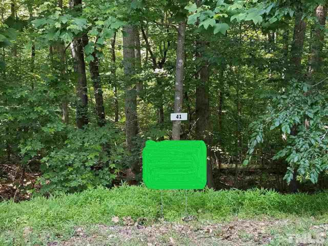 Lot 41 Cliff View Drive, Graham, NC 27253 (#2266674) :: The Results Team, LLC