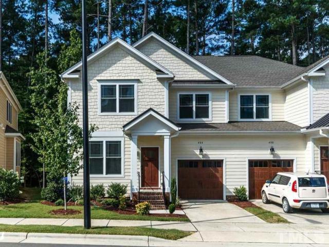 404 Lena Circle, Chapel Hill, NC 27516 (#2266677) :: Morgan Womble Group