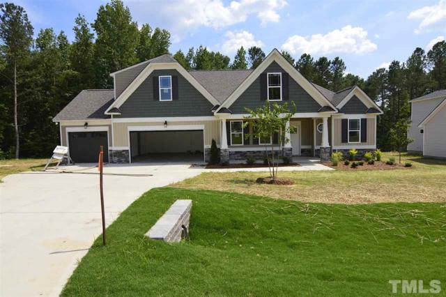 33 Everwood Drive, Four Oaks, NC 27524 (#2266686) :: The Perry Group