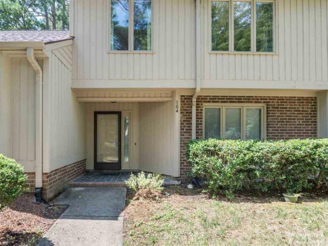 104 Mossbark Lane, Chapel Hill, NC 27514 (#2266716) :: Morgan Womble Group