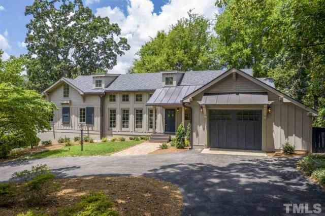 3703 Old Lassiter Mill Road, Raleigh, NC 27609 (#2266719) :: Morgan Womble Group