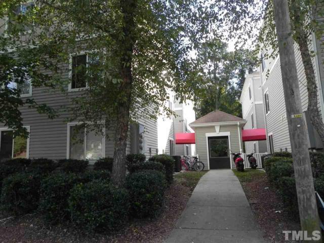 1321 Crab Orchard Drive #304, Raleigh, NC 27606 (#2266752) :: Morgan Womble Group