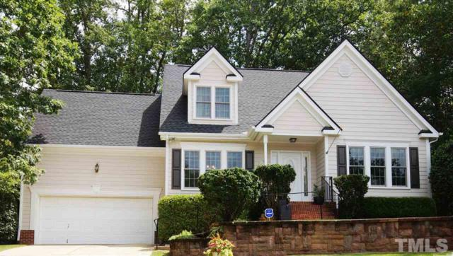 606 N Coalport Drive, Apex, NC 27502 (#2266767) :: The Perry Group