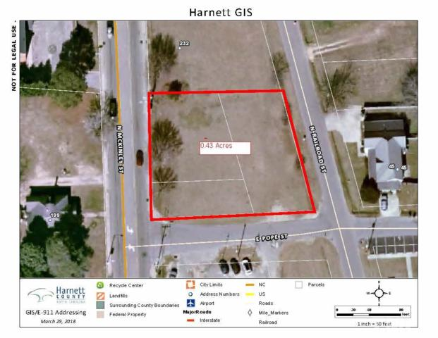 214 N Mckinney Street, Coats, NC 27501 (#2266826) :: The Rodney Carroll Team with Hometowne Realty