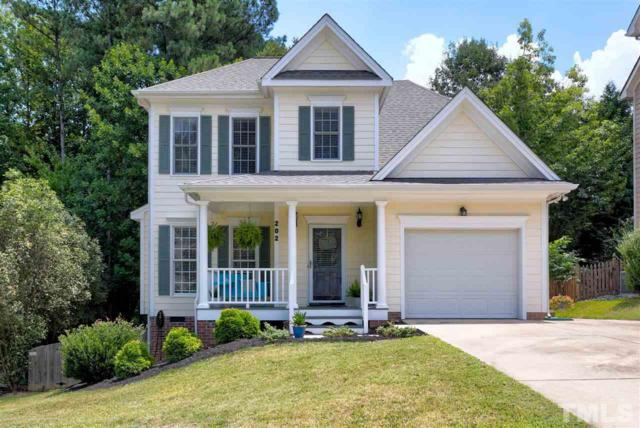 202 Forestcrest Court, Apex, NC 27502 (#2266851) :: The Perry Group