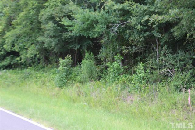 Lot 21 Sulphur Springs Road S, Warrenton, NC 27589 (#2266878) :: Rachel Kendall Team